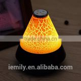 Christmas tree bluetooth speaker with LED ligth,originality portable bluetooth speaker for promotional and gift