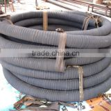 Water hose Suction and Discharge Rubber canvas roll Hose