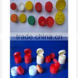PP plastic cap for screwed vinegar /soy sauce /oil glass bottle supplier