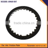 High quality clutch friction plate for engineering machine and motorcycle clutch plate