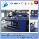 Huafei Zf-2000mm Automatic Stainless Steel Ventilating Duct Longitudinal Seam Welding Machine