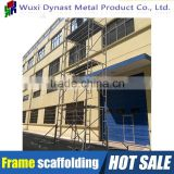 All-round Frame scaffolding layher scaffold used scaffolding for sale