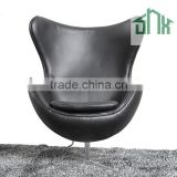 European creative designer egg eggshell personality recliner chair casual computer revolution fiberglass negotiation Space Ball