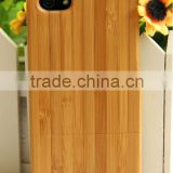 Brand New Bamboo Wood Material Removable Case for iPhone 4