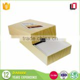 New premium free sample custom retail packaging ipad packing box with lids