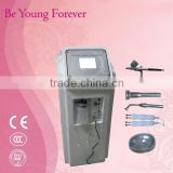 Almighty oxygen jet beauty machine for acne treatment/skin nursing/face care/Anti-aging BO-40