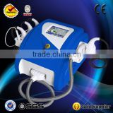 2.6MHZ Large Discount! 9 In 1 530-1200nm Beauty Salon Equipment With Ipl+elight+cavitation+rf+vacuum