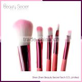 hot selling face wash private label makeup brush cleaner mermaid makeup brush set