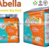 Japan SAP USA Fluf Pulp High Absorption Fujian Factory Wholesale Sleepy Baby Diapers