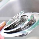 Home Necessary Multi Function Stainless Steel Sink Strainer For Kitchen Bathroom Waste Filter Net Prevent