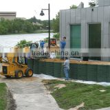 Welded Wire Iron Gabion Bastion Barrier Box against Flood and storm