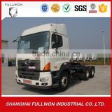 HINO 700 6x4 tractor head 380hp Euro 4 Standard Hot sale