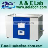 industrial & laboratory low frequency desk-top ultrasonic washer/cleaner machine with heater