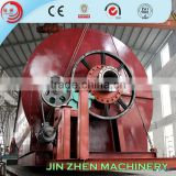 Environmental Friendly Waste Tire And Plastic Making Pyrolysis Oil Machine In China