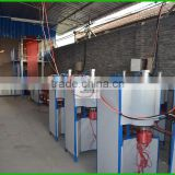 Pe Pp Flat Tear Plastic Extruder Split Film Making Machine