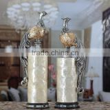Polyresin bird figures/statue for hotel and home decoration