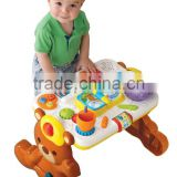buy 2 in 1 discovery table toy ,fancy learning table toy from china supplier, OEM ICTI manufacturer on alibaba