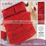 wholesale home textile bedclothes and washing cotton bed linen freshness bedding set EML-12-W1001