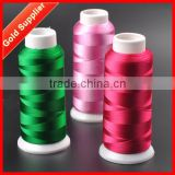 100% Dyed Rayon Embroidery Thread 120D 2
