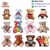 Wholesale Custom 10cm 50 cm 60cm Colorful Pink Ted Bear Funny 3 inch 7 inch 12 inch 5 ft 6 foot Blue Color Magic Teddy B