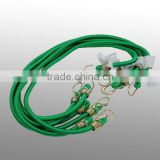 elastic rope with metal j hooks from china manufacturer