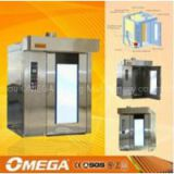 OMEGA bakery machine/commercial steam oven(manufacturer CE&ISO9001)