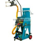 Thyristor two face spot welding