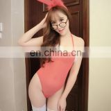 2016 Hot Sale Simple Cosplay costume for Girls Sex Bunny lingerie