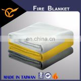 Heat Resistant Kevlar Spark Protection Welding And Fire Blanket