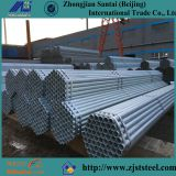 S235JR 2 Inch Pre Galvanized Steel Tubular for greenhouse building