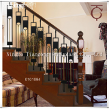 Decorative Internal stair balustrade