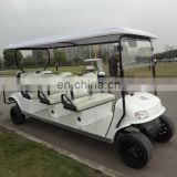 High quality 6 person cheap electric golf cart from China with CE approved