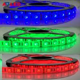 Adle Light led tape light ul 12v 24v 5050 smd 60leds IP67 milky silicone tube led strip rgb