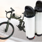 bottle type 36v or 48v electeric bike lithium ion battery pack