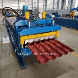 762 Model Metral Steptiles Roofing Sheet Forming Machine