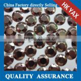 jx0722 china manufacture cheap price iron on motif design aluminum rhinestuds for accessory