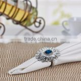 Bling Silver Metal Elegant Bulk Wholesale Cheap Napkin Ring