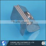 Buy Direct From China Factory Jinli DIN Standard Carbon Steel Spring Leaf Nuts 30-M6