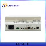 Grancom FE1-ETH E1 to Fast Ethernet Media Converter