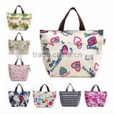 promotional mother bag, lunch snack tote bag, portable and waterproof, canvas and neoprene material