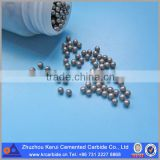 Original manufacturer of hard metal tungsten carbide ball supplied in diameter of 2mm, 4mm, 5mm, 8mm, 10mm etc.