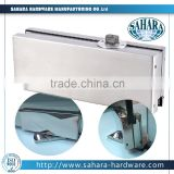 Manufacturer good price floor spring, hydraulic patch fitting, concealed floor hinge for glass doors