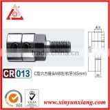 quick chuck for wood work drilling machine