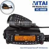 VITAI VC-9900R CTCSS&DCS Cross-band Repeat Quad-Band Amateur HF/VHF/UHF Mobile Transceiver