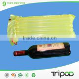 Packing Dunnage Inflatable Air Bags For Wine Red
