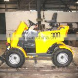 mini loader,mini digger,mini trencher,mini mixer,dingo with seat and sunproof,B&S engine,CE paper