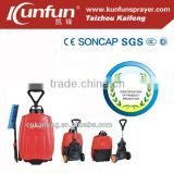 16L Cart battery Car wash machine, Car cleaning machine, Cart Car washer (KF-X-16L)