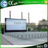 Outdoor tv screen inflatable projector screens inflatable screen for wedding,party                                                                                                         Supplier's Choice