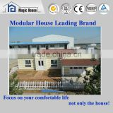 Hot Sales! Cheapest with Most Beautiful Two Bedroom Family Living Prefabricated Modular House, 7 Days Assembling