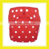 Hot Promotion Product Bros Baby Lion Waterproof Red Snaps Fit Well Reuseable Diaper